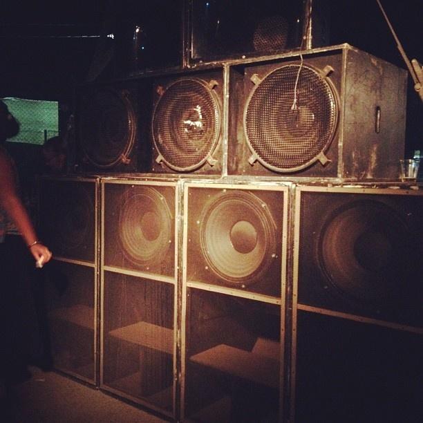 Blackboard Jungle Soundsystem @ Rototom Sunsplash Reggae Festival (via @dubsiren)