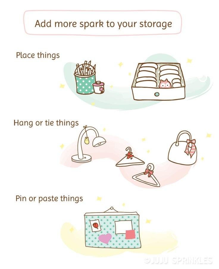 "12 Wisdom You Should Know from Marie Kondo's Second Book ""Spark Joy"" - Juju Sprinkles - Sprinkles of Happiness #konmari #decluttering #joy"