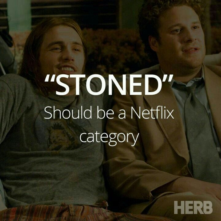 Stoned should be a Netflix category! Pineapple Express movie. James Franco. Seth Rogen.