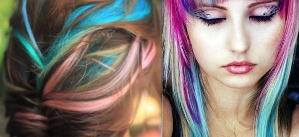 #Extension colorate per capelli arcobaleno - http://www.amando.it/bellezza/capelli/extension-colorate-capelli-arcobaleno.html