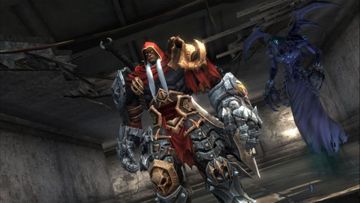 Darksiders now available for free on Xbox One and Xbox 360 thanks to Xbox Games With Gold It usually comes with a £14.99 price tag, but right now, and for the next couple of weeks, the awesome Darksiders has been stripped of its cost...at least that is if you are an Xbox Live Gold member.  http://www.thexboxhub.com/darksiders-now-available-free-xbox-one-xbox-360-thanks-xbox-games-gold/