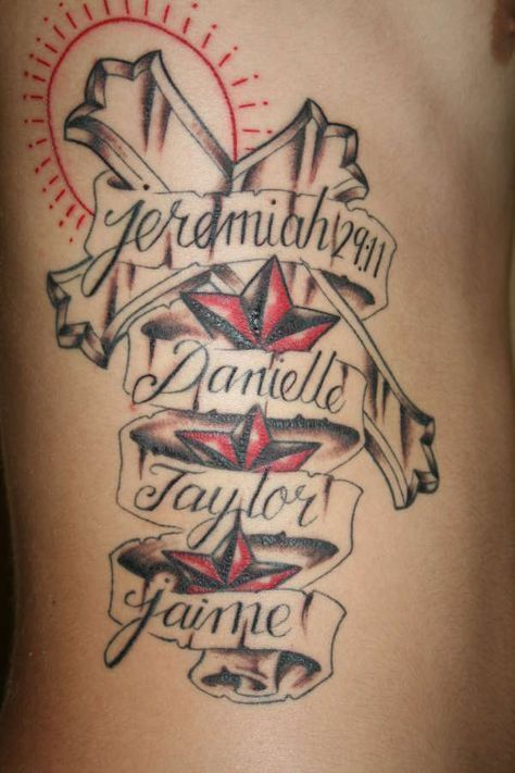 Tattoo Ideen Name Kind
