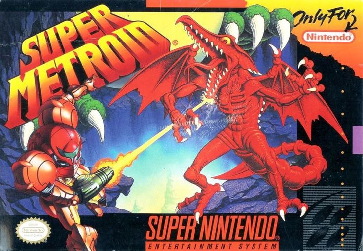 Play Super Metroid game on Super Nintendo SNES online in your browser. ➤ Enter and start playing now!