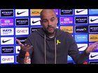 awesome Huddersfield v Man City - Pep Guardiola Pre Match Press Conference - Premier League