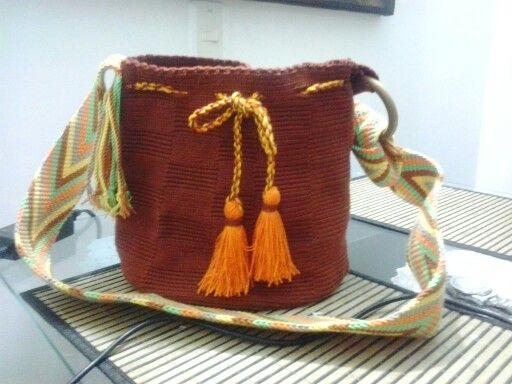 Mochila técnica wayuu