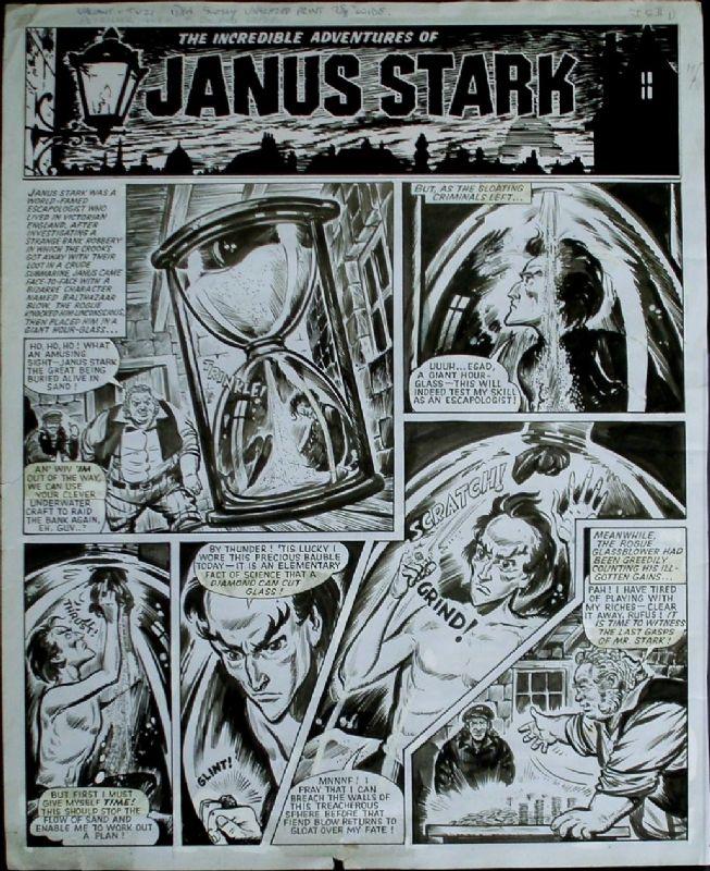 Janus Stark Valiant Solano Lopez