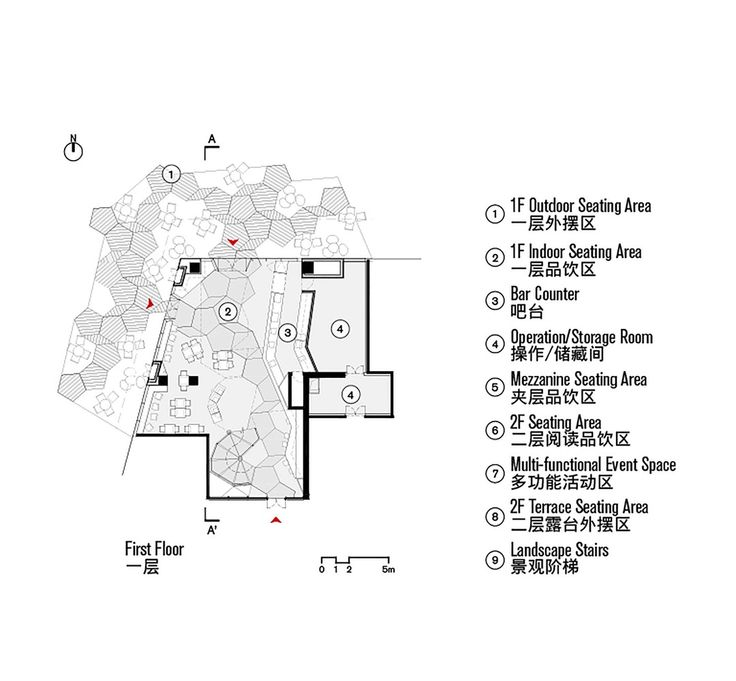 32 best architectural floor plans images on pinterest for Brewery floor plan software