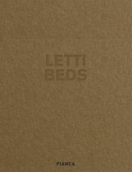 Catalogo LETTI | BEDS catalogue | PIANCA | www.pianca.com