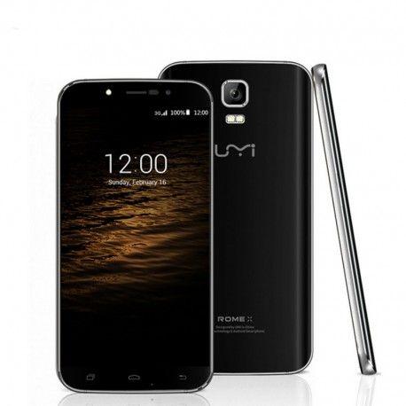Baisse de prix du Smartphone haut de gamme de la marque UMI,les prix afficher en 2016 s'élever jusqu'à 160 €!Aujourd'hui soldé vendu sous la barrière des 80 € !