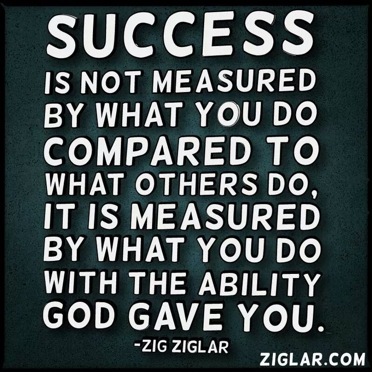 How Do You Measure Success Quotes: Success Is Not Measured By What You Do
