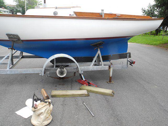 Sailboat trailers - Inside Practical Sailor Blog Article