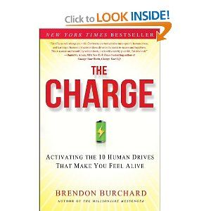 The Charge: Activating the 10 Human Drives That Make You Feel Alive: Brendon Burchard -- I almost didn't finish this book since it had way too much language for my tastes and I also disagreed with much of the theology. However, there were a few really good takeaways from it for me personally so I'm glad that I ended up finishing it.