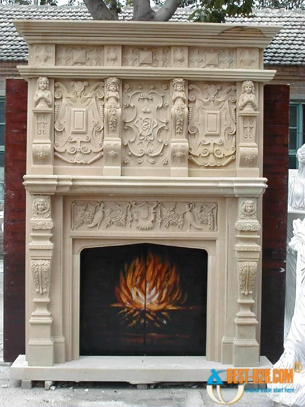 39 best images about cool fireplaces on pinterest Old Fireplace Mantels Wood Wood Fireplace Mantel Shelf