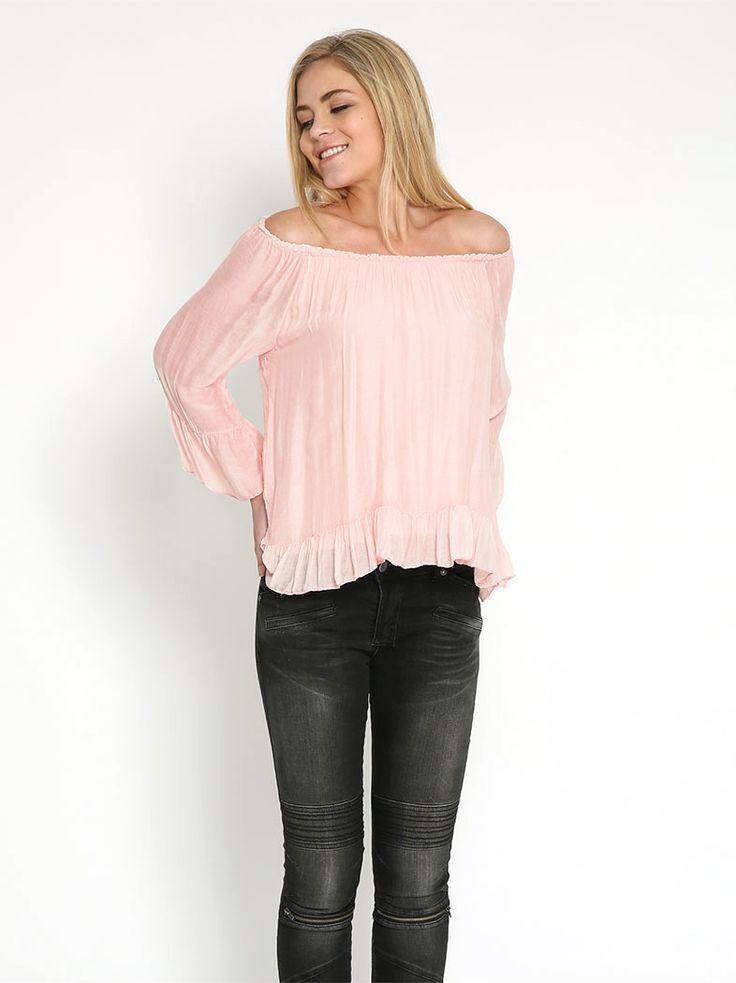 Μπλούζα με 3/4 μανίκι - 22,99 € - http://www.ilovesales.gr/shop/blouza-me-34-maniki-15/