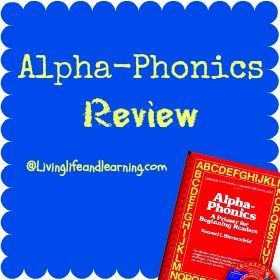 Teaching your child to read? Alpha-Phonics Review
