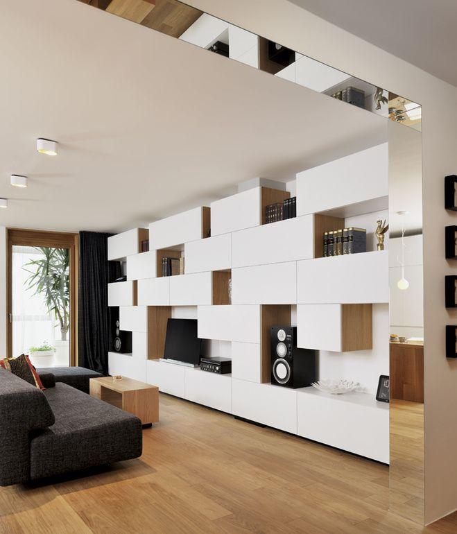 In recasting a 1,000-square-foot apartment in Ljubljana, Slovenia, Lidija Dragisic of Studio 360 sought to create a modern, adaptable res...