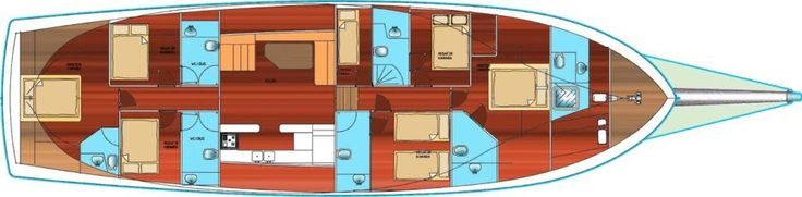 Do you want to experience the luxury like renting a full yacht, we offer Signature Luxury 6 cabins VICTORIA a beautiful designed Gulet for cabin cruises