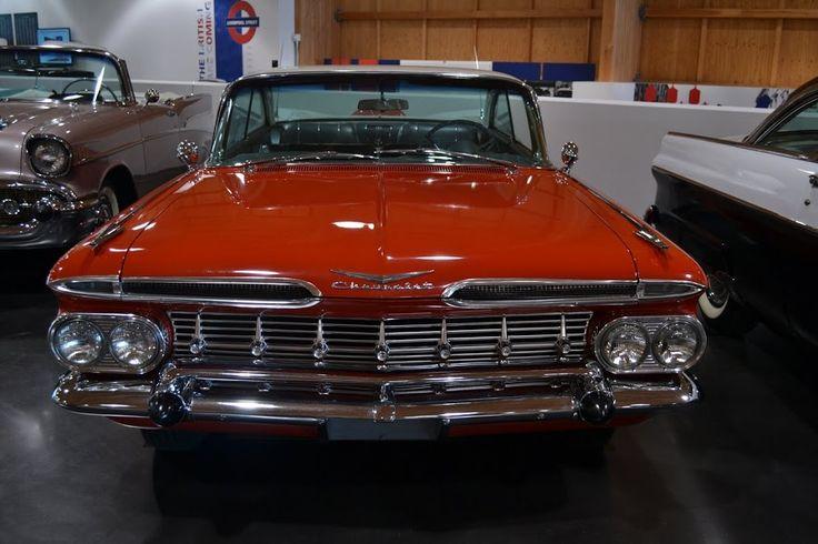 Автомобильный музей ЛиМей, Такома, Вашингтон (LeMay Museum, Tacoma, WA)