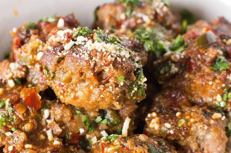 25+ bästa Spanish meatballs idéerna på Pinterest ...
