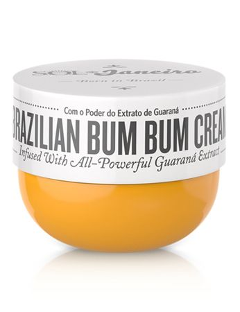 Latina's Best Foreign Beauty Product to try from Brazil: Sol de Janeiro Brazilian Bum Bum Cream; Infused with Guaraná