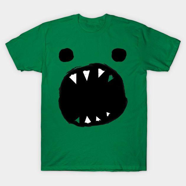 Monster Tshirt Buy this tee on TeePublic via https://www.teepublic.com/user/karmatee