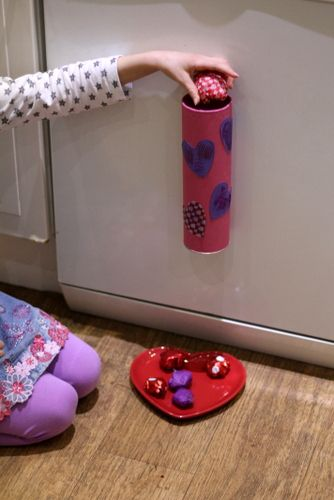 Fun in Feb: DIY Valentine game for toddlers | BabyCentre Blog