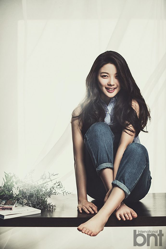 Kim Yoo Jung Beguiles With Different Looks For BNT International | Couch Kimchi