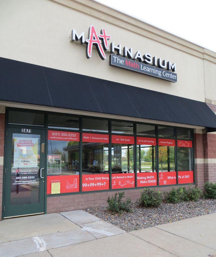 Mathnasium provides tutoring opportunities