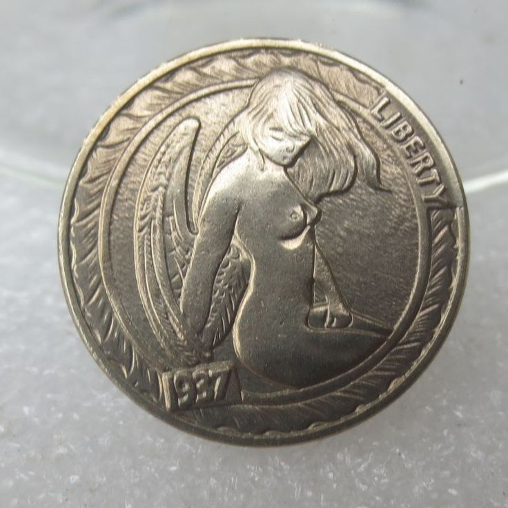 Nude female coins — img 7