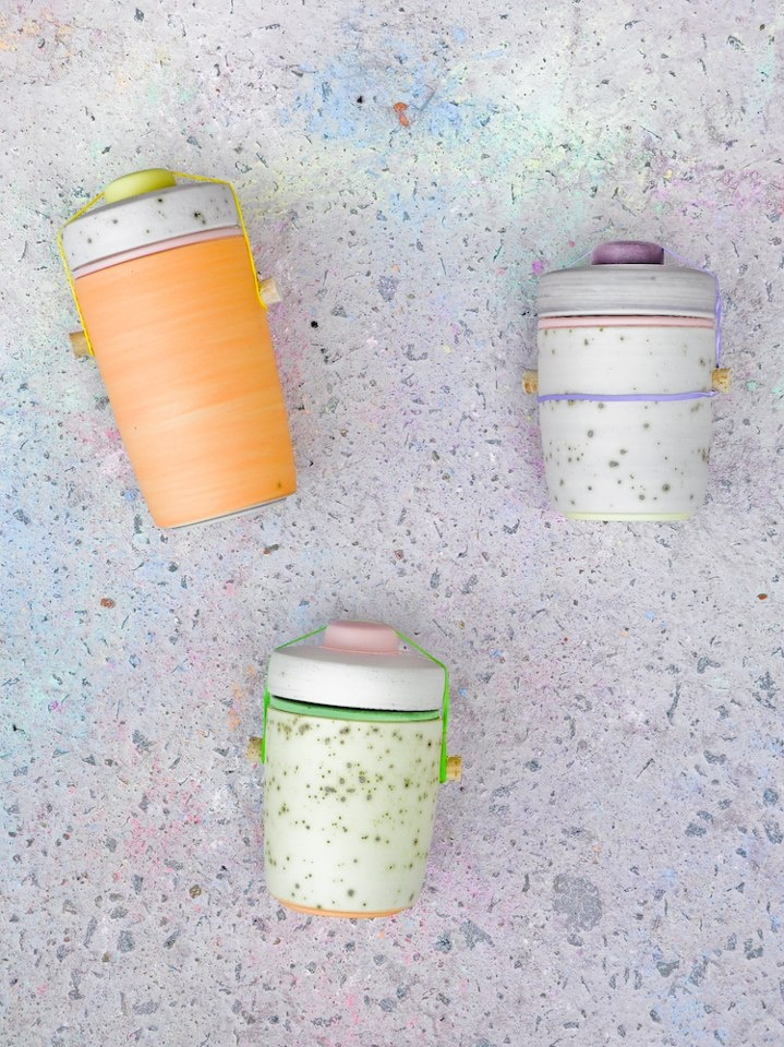 Jars by Ben Fiess for LEIF