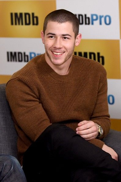 "jobrosnews: "" Nick Jonas in The IMDb Studio In Park City, Utah: Day One - Park City on January 22, 2016. [More Pictures] """