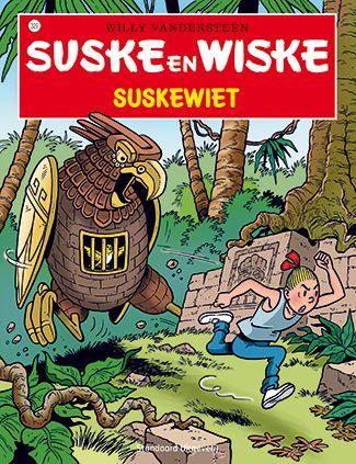 329 Suskewiet Suske en Wiske http://www.wpg.be/standaard-uitgeverij/329-suskewiet