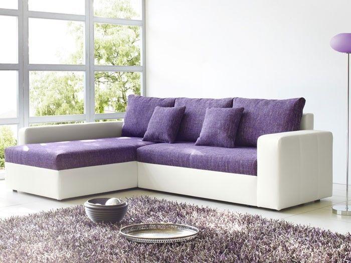 Pinterestu0027teki 25u0027den fazla en iyi Sofa wohnlandschaft fikri - wohnzimmer weis lila