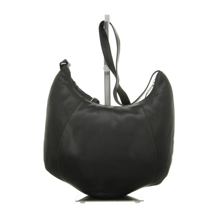 NEU: Voi Leather Design Handtaschen Beutel - 20767 SZ - schwarz -