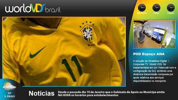 World VDS Brasil on Behance