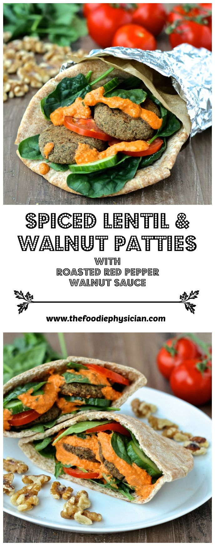 These tasty vegetarian patties are nutritious and satisfying- the ...