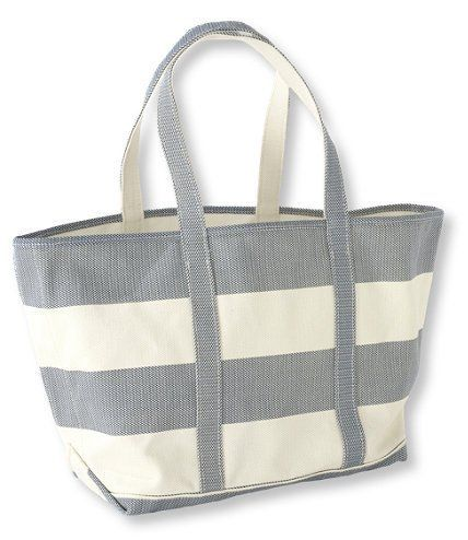 LLbean.com Daily Deal Striped Canvas Tote $19.99 Shipped (orig 49.95) #LavaHot http://www.lavahotdeals.com/us/cheap/llbean-daily-deal-striped-canvas-tote-19-99/119046