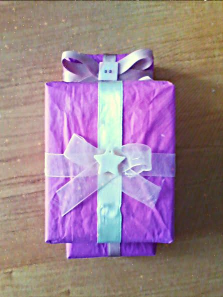 How to #assemble, #package and #adorn a double box #gift.