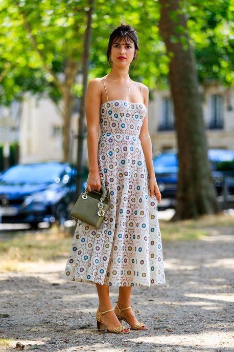 Fashion Week haute couture : les plus beaux looks d'été croisés à Paris 14