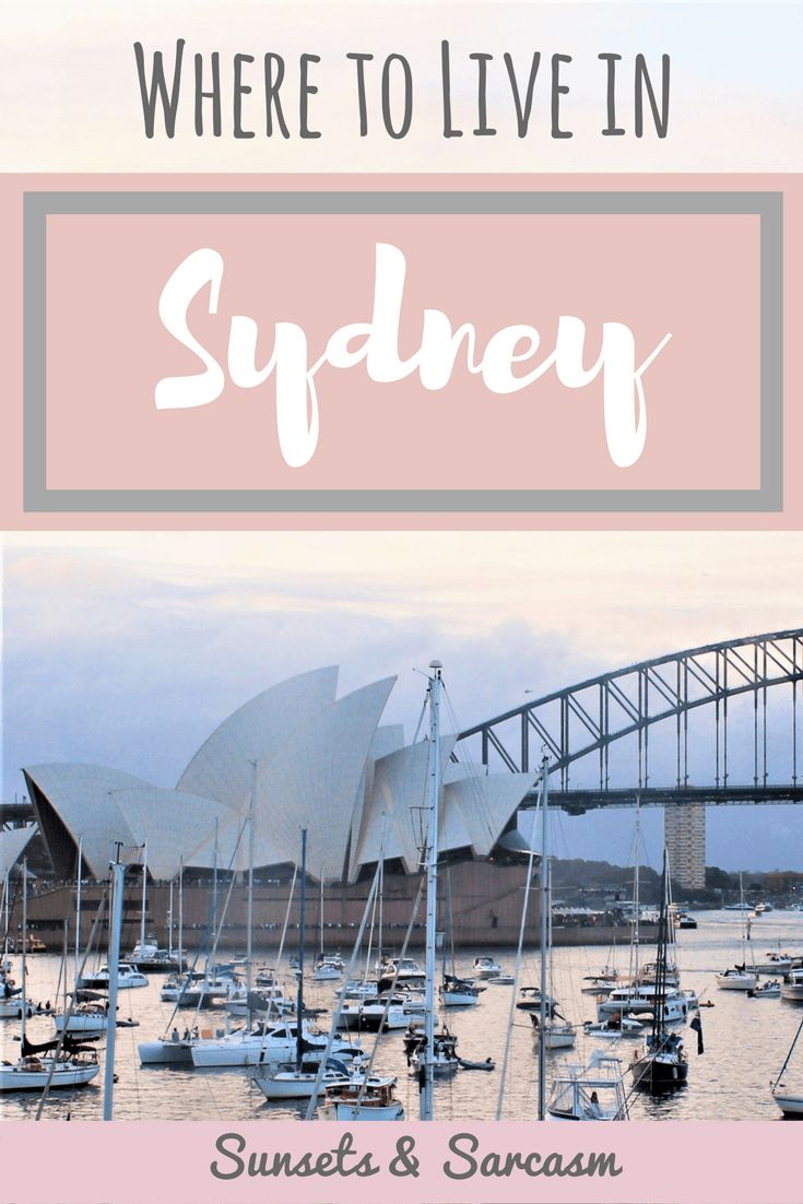 Where to live in Sydney: a guide to Sydney's diverse regions by a house sitter who's lived in over 15 Sydney suburbs.