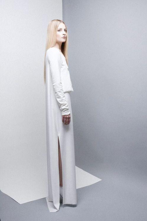 Janja Videc #white #dress
