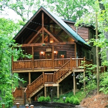 1000 images about smoky mountains spring summer on for Gatlinburg tn log cabin rentals