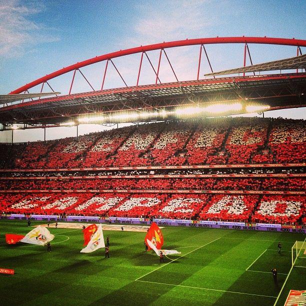 Estádio Do Sport Lisboa E Benfica em Lisboa
