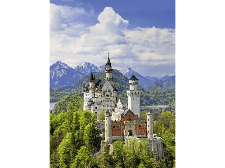 Ravensburger Marchenhaftes Schloss Neuschwanstein Gold Edition 04005556136810 Kategorie Gaming Vr Sp Schloss Neuschwanstein Einhorn Puzzle Puzzleteil