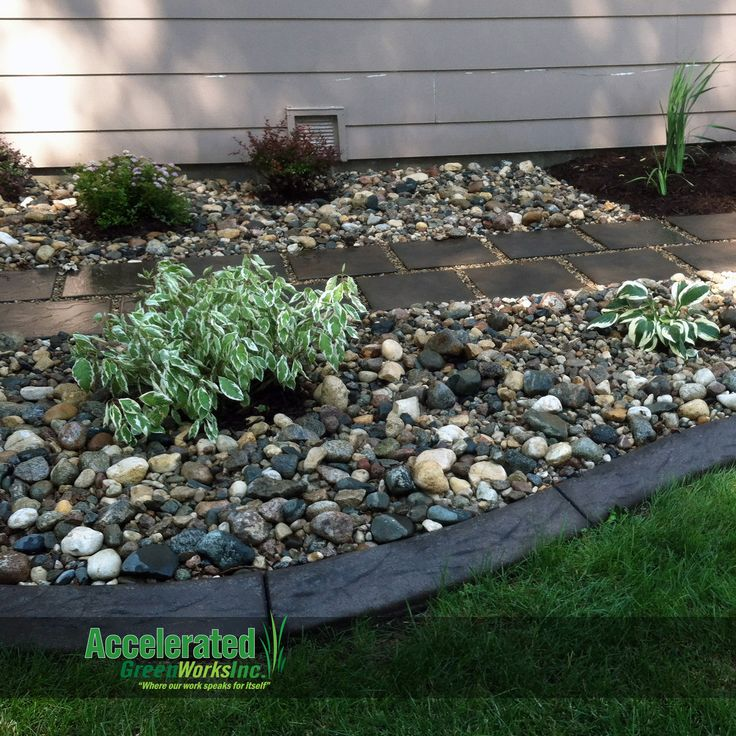 try adding a stamped pattern to your concrete curb edging