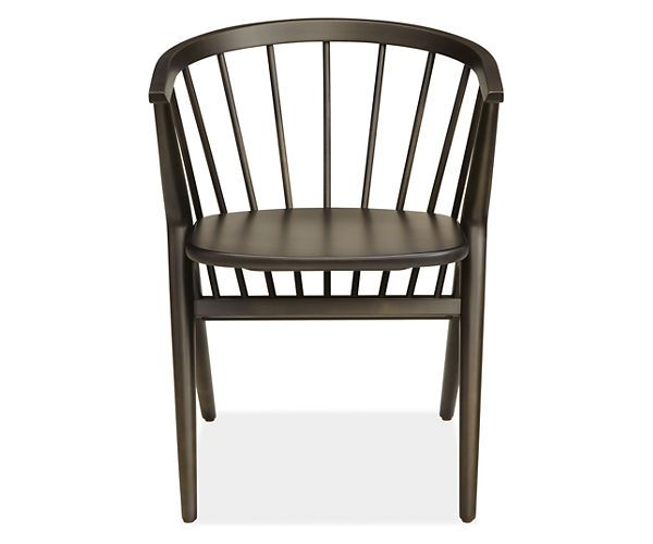 Room Board Soren Dining Chair Love This In Charcoal Finish