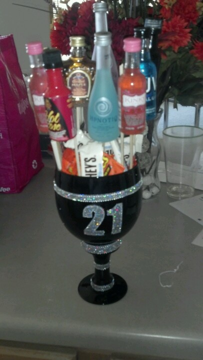 17 Best Images About 21st Birthday Party Ideas On