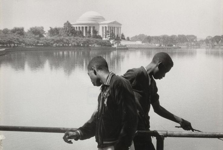 Henri Cartier-Bresson. Washington, D.C.. 1957