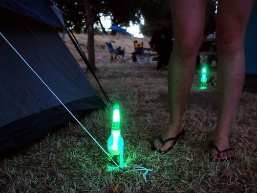 Glow Sticks For Camping
