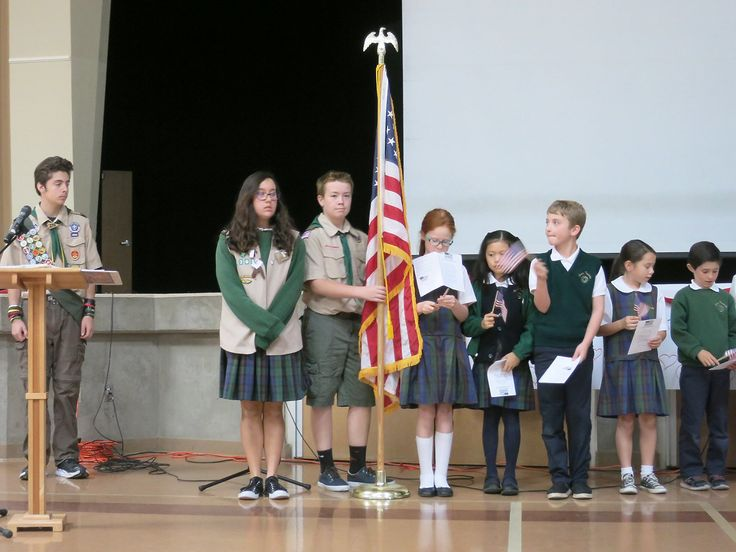 Holy Trinity School in El Dorado Hills continued its Veterans Day tradition of honoring those in thecommunity who have served in the United States armed forces. On Nov. 7 parents, grandparentsand neighbors joined the students and faculty in a morning assembly. Three students — Isabella...  http://www.villagelife.com/news/holy-trinity-honors-veterans/